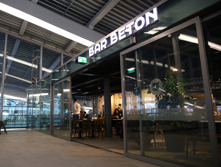 Bar Beton CS