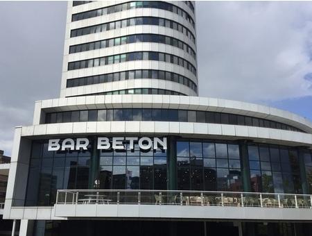 Bar Beton Utrecht Rijnsweerd